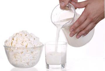 Lait, calcium, ostéoporose